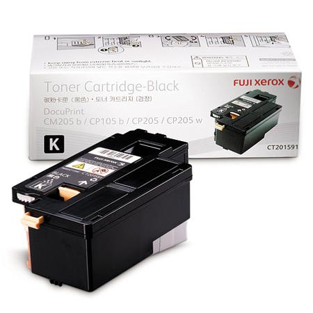 Print Cartridge Fuji Xerox K (2K) - CT201591