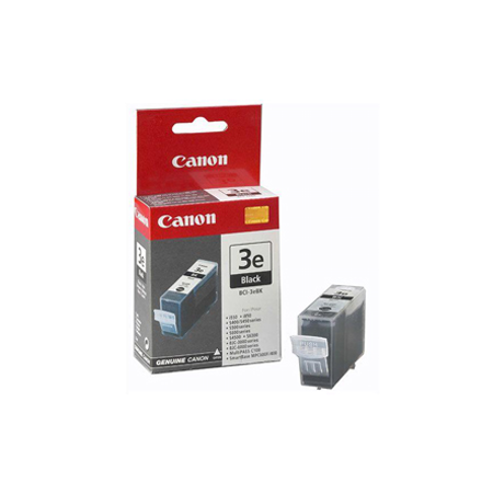 Cartridge Canon Buble Jet BCI-3e Black