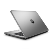 Notebook HP Intel Core i3 Series 14-ac156TU Silver