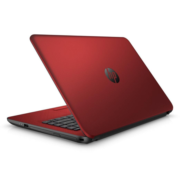Notebook HP Intel Core i3 Series 14-ac158TU Red