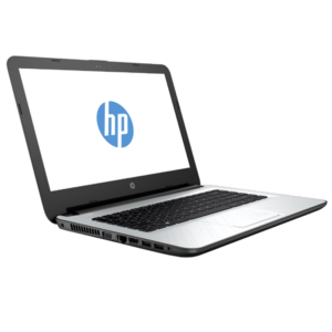 Notebook HP Intel Core i3 Series 14-ac123TX White