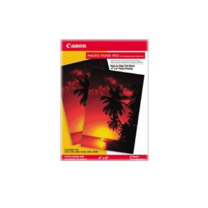 """Canon Inkjet Media Photo Paper PR-101 4x6"""" 20L"""