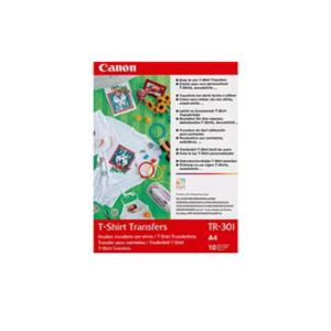 Canon Inkjet Media T-Shirt Transfer TR-301 A4 10L