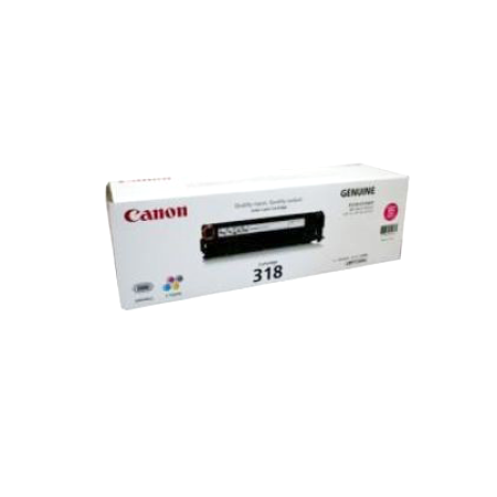Canon Toner Cartridge EP-318 Cyan/Magenta/Yellow