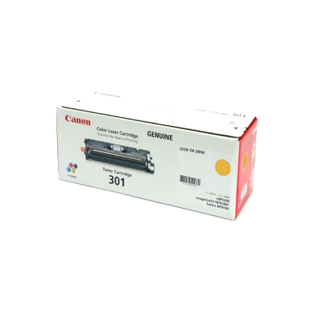 Canon Toner Cartridge EP-301 Black