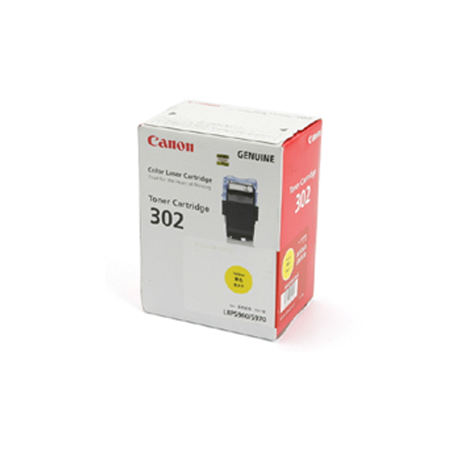 Canon Toner Cartridge EP-302 Cyan/Magenta/Yellow