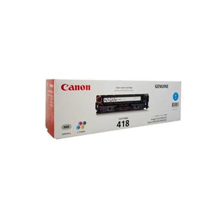 Canon Toner Cartridge EP-418 Cyan/Magenta/Yellow