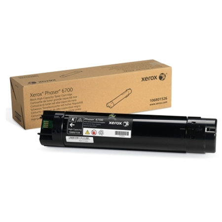 Toner Cartridge Fuji Xerox K (18K) - 106R01518