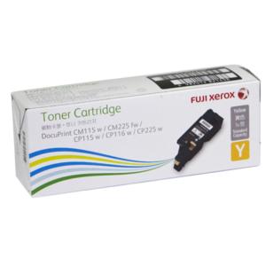Toner Cartridge Fuji Xerox Y (0,7K) - CT202270