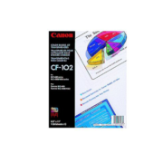 Canon Inkjet Media Transparency Sheet CF-102 A4 20L