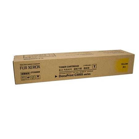 Print Cartridge Fuji Xerox Y (6.5K) - CT200808
