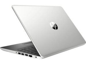 HP Notebook 14S-CF2009TX | Silver