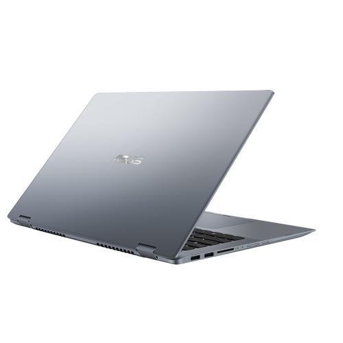 Asus VivoBook Flip 14 | TP412FA - EC702T | Silver Blue