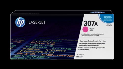HP 307A Magenta Original LaserJet Toner Cartridge