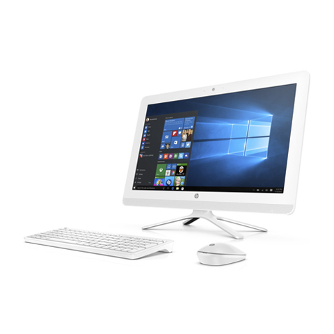 HP All-in-One Desktop PC 22-C0207D