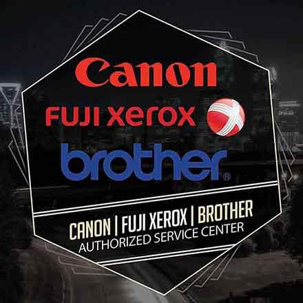 Komputer AuthorizedCanon #fujiserox #broder ServiceCenter Surabaya
