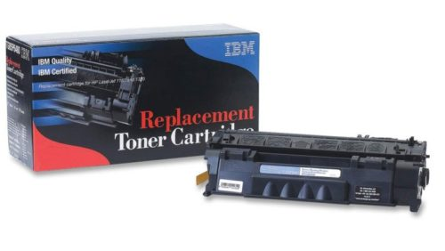 IBM Toner Cartridge 502A CYAN