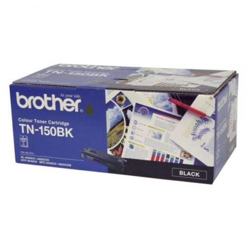 Brother TN 150BK Toner Cartridge Black