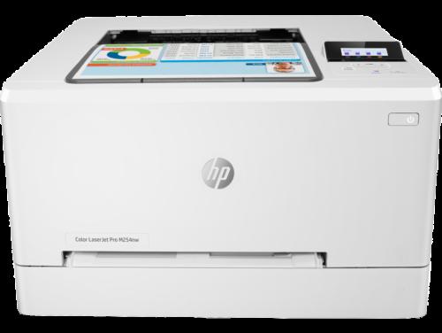 HP Color LaserJet Pro M254nw