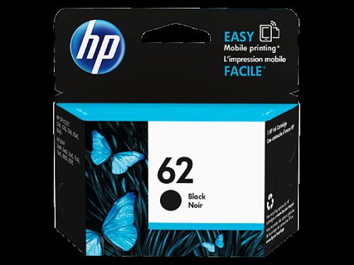 HP 62 Black Original Ink Cartridge