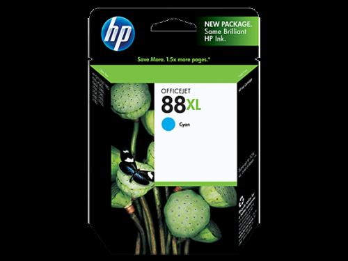 HP 88 High Yield Cyan Original Ink Cartridge