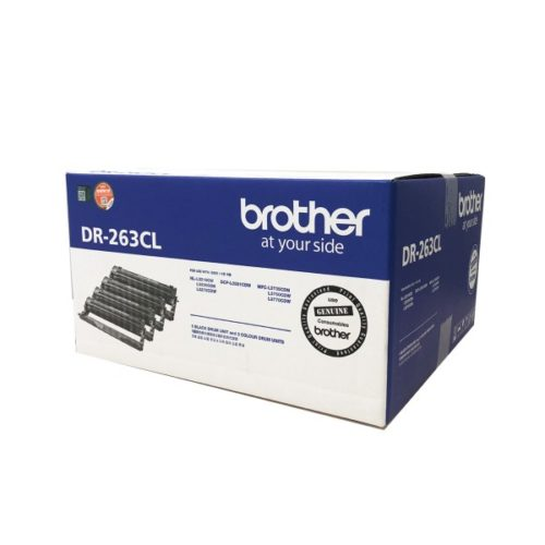 brother drum dr-263cl color