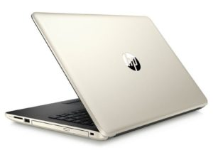 HP Notebook 14S-CF2008TX | Gold