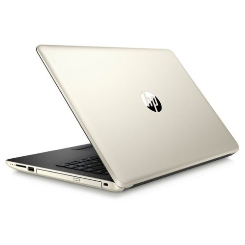 HP Notebook 14s-CF0047TU | Gold