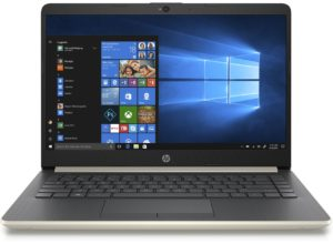 HP Notebook 14s-CF0046TU   Silver