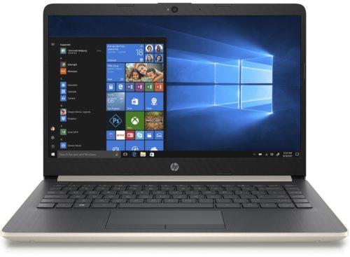 HP Notebook 14s-CF0047TU   Gold