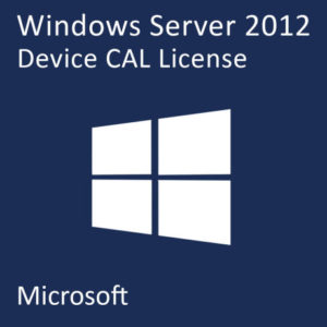 Microsoft Windows Server CAL 2012 5 Client (Dev) [R18-03683]