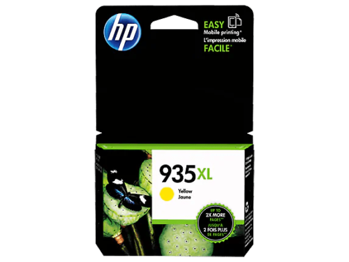 HP 934XL High Yield Yellow Original Ink Cartridge