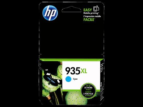 HP 934XL High Yield Cyan Original Ink Cartridge