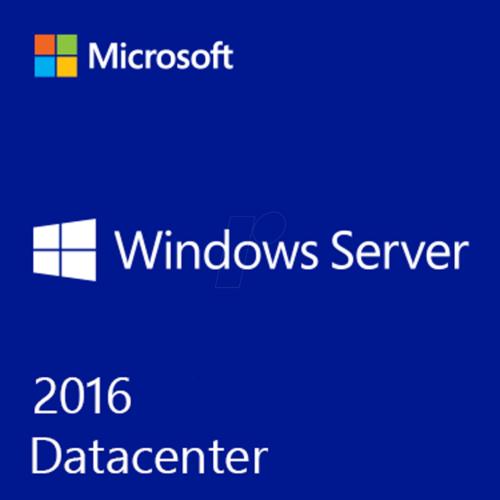 Microsoft Windows Server Datacentre 2016 2 Core Add License (P71-08691)
