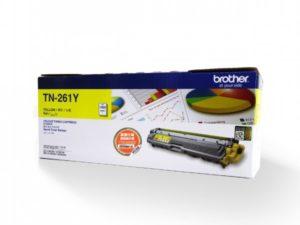 brother toner tn-261y yellow