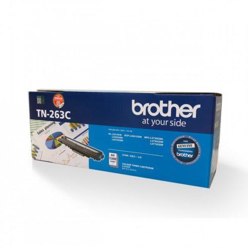 brother toner tn-263c cyan
