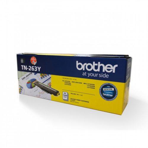 brother toner tn-263y yellow