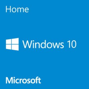 Microsoft Windows Home 10 32/64-bit [KW9-00019]