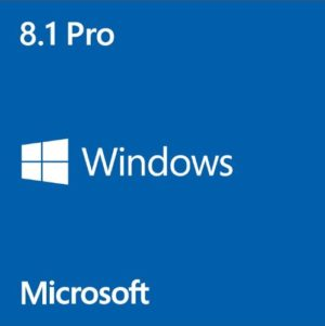 Microsoft Windows Pro 8.1 64Bit (FQC-06949)