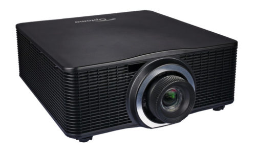 Optoma Laser Series ZU-850 Wide Lens A01